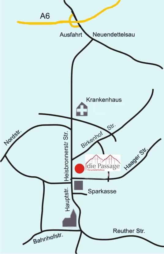 Stadtplan-hoch